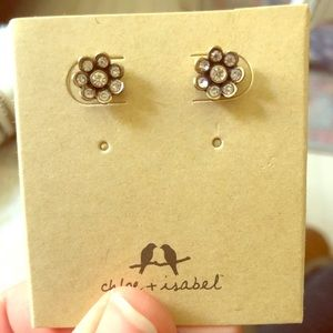 Souviens Stud Flower Earrings